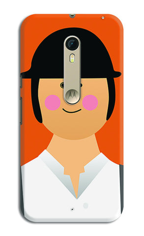 Alex Clockwork Orange | Moto X Style Cases