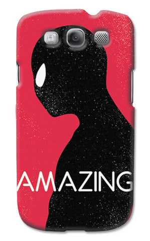 Amazing Spiderman Minimal | Samsung Galaxy S3 Cases