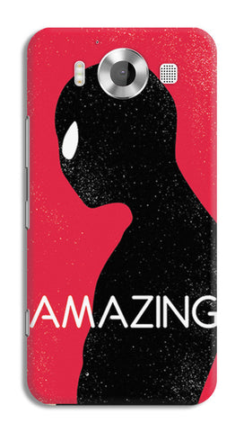 Amazing Spiderman Minimal | Nokia Lumia 950 Cases