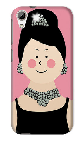 Audrey Hepburn Breakfast At Tiffany | HTC Desire 626 Cases