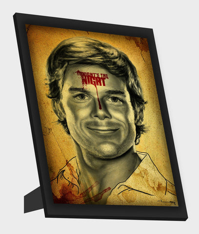 Framed Art, Dexter Framed Art, - PosterGully