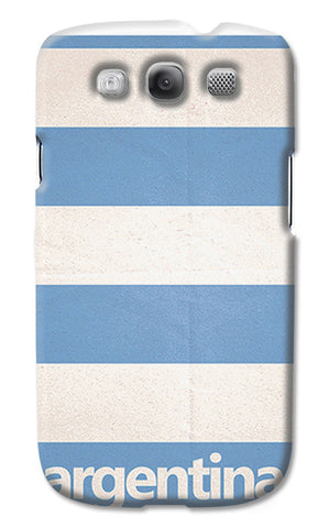 Argentina Soccer Team | Samsung Galaxy S3 Cases