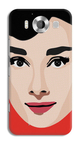 Audrey Hepburn Pop Art | Nokia Lumia 950 Cases