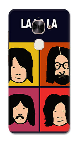 Beatles La La La Pop Art | LeTV Le 1S Cases