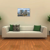 Canvas Art Prints, Northern Country Stretched Canvas Print, - PosterGully - 3