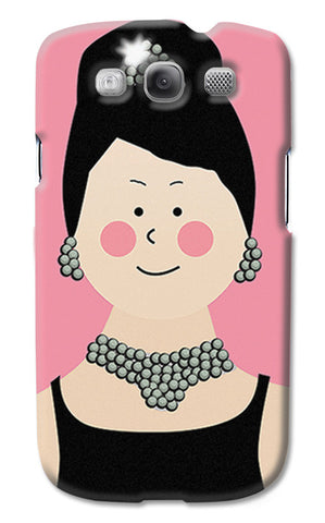 Audrey Hepburn Breakfast At Tiffany | Samsung Galaxy S3 Cases