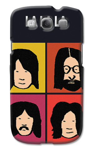 Beatles La La La Pop Art | Samsung Galaxy S3 Cases