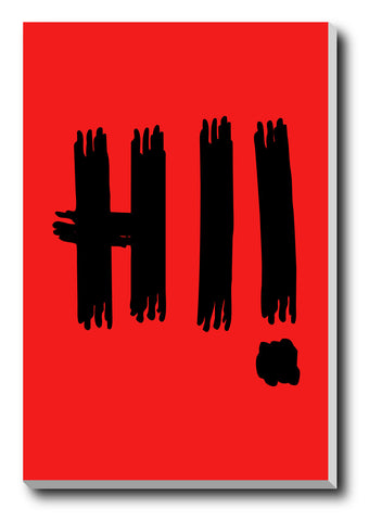 Canvas Art Prints, Hi Stretched Canvas Print, - PosterGully - 1