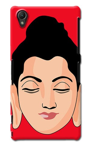 Buddha Tee | Sony Xperia Z1 (L39h) Cases
