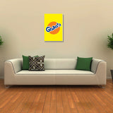 Canvas Art Prints, Ghanta Humour Stretched Canvas Print, - PosterGully - 3