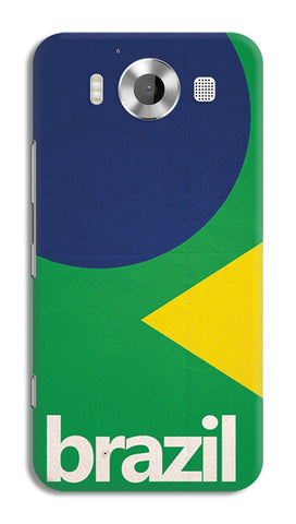 Brazil Soccer Team | Nokia Lumia 950 Cases