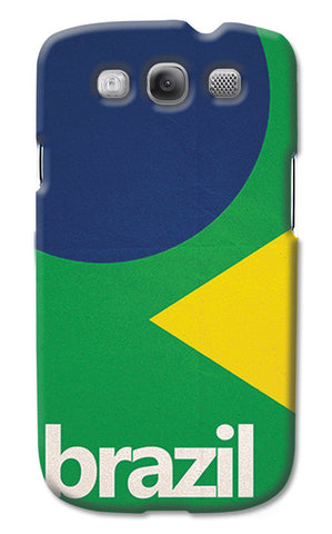 Brazil Soccer Team | Samsung Galaxy S3 Cases