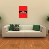 Canvas Art Prints, Civil Engineer Stretched Canvas Print, - PosterGully - 3