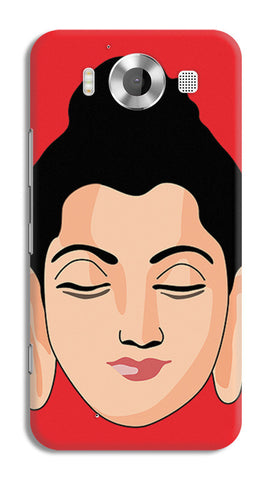 Buddha Tee | Nokia Lumia 950 Cases