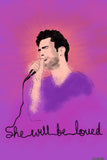 Brand New Designs, Adam Levine Maroon 5, - PosterGully - 1
