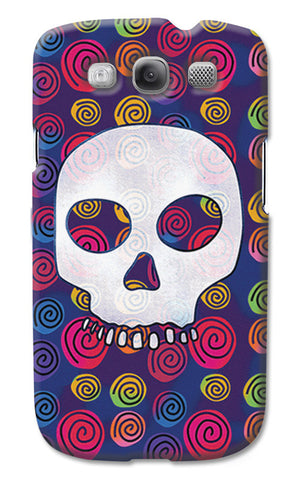 Candy Skull Artwork | Samsung Galaxy S3 Cases