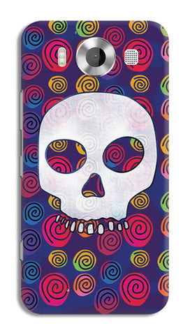 Candy Skull Artwork | Nokia Lumia 950 Cases