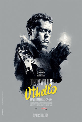 Wall Art, Othello | Retro Movie Poster, - PosterGully - 1