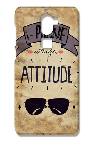 Attitude! Artwork Coolpad Cool One Cases | Artist: Simran Anand