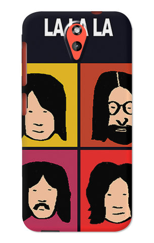 Beatles La La La Pop Art | HTC Desire 620 Cases