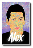 Wall Art, Arctic Monkeys Alex Turner Artwork, - PosterGully - 3