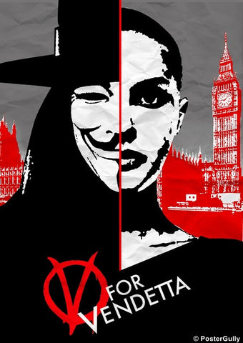 V for Vendetta  Whats the Difference