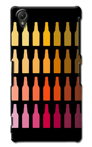 Chilled Beer Bottles | Sony Xperia Z1 (L39h) Cases