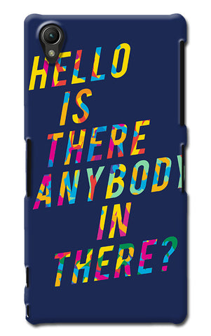 Comfortably Numb Pink Floyd | Sony Xperia Z1 (L39h) Cases