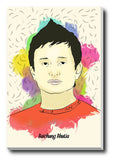 Wall Art, Bhaichung Bhutia, - PosterGully - 3