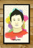 Wall Art, Bhaichung Bhutia, - PosterGully - 2