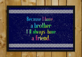 Brand New Designs, Brother Friend, - PosterGully - 2