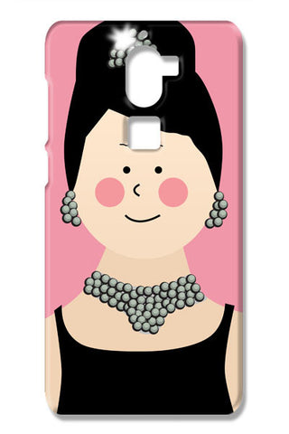 Audrey Hepburn Breakfast At Tiffany #minimalicons Coolpad Cool One Cases