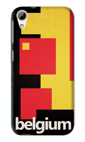 Belgium Soccer Team | HTC Desire 626 Cases
