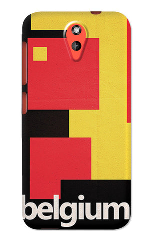 Belgium Soccer Team | HTC Desire 620 Cases