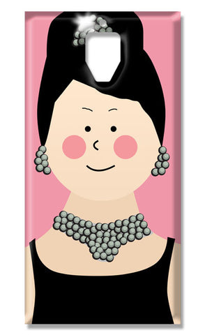 Audrey Hepburn Breakfast At Tiffany #minimalicons | OnePlus 3 / 3T Cases