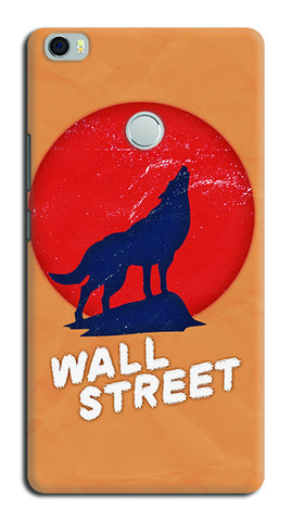 Wolf Of The Wall Street Grunge | Xiaomi Mi Max Cases