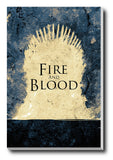 Wall Art, Game Of Thrones Fire And Blood, - PosterGully - 3