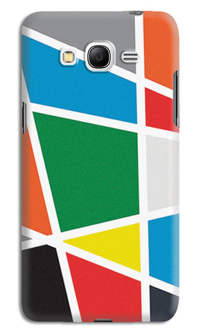 Abstract Colorful Shapes | Samsung Galaxy Grand Prime Cases