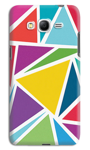 Abstract Colorful Triangles | Samsung Galaxy Grand Prime Cases