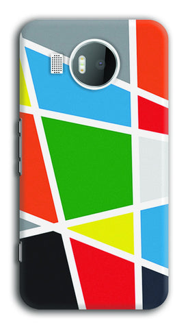 Abstract Colorful Shapes | Nokia Lumia 950 XL Cases