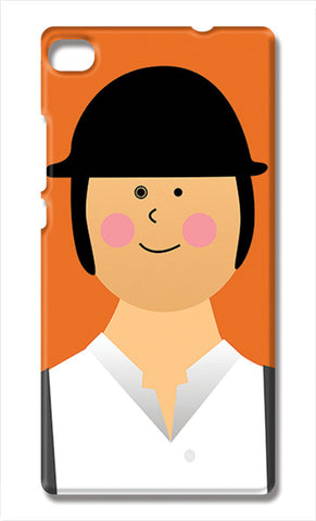 Alex Clockwork Orange | Huawei P8 Cases