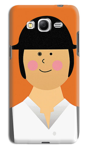 Alex Clockwork Orange | Samsung Galaxy Grand Prime Cases