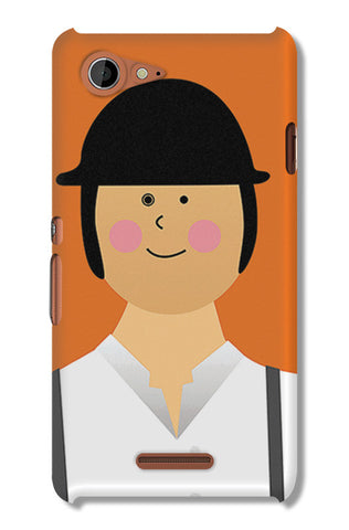 Alex Clockwork Orange | Sony Xperia E3 Cases