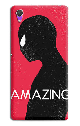 Amazing Spiderman Minimal | Sony Xperia Z2 (L39t, L50w, D6503) Cases