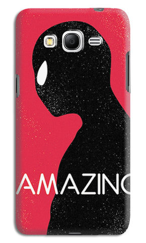 Amazing Spiderman Minimal | Samsung Galaxy Grand Prime Cases