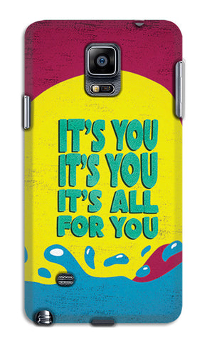 All For You Lana Del Rey | Samsung Galaxy Note 4 Cases