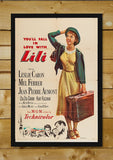 Wall Art, Lili | Retro Movie Poster, - PosterGully - 2
