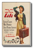 Wall Art, Lili | Retro Movie Poster, - PosterGully - 3