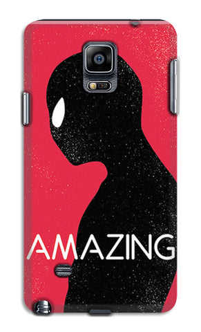 Amazing Spiderman Minimal | Samsung Galaxy Note 4 Cases