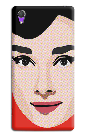 Audrey Hepburn Pop Art | Sony Xperia Z2 (L39t, L50w, D6503) Cases